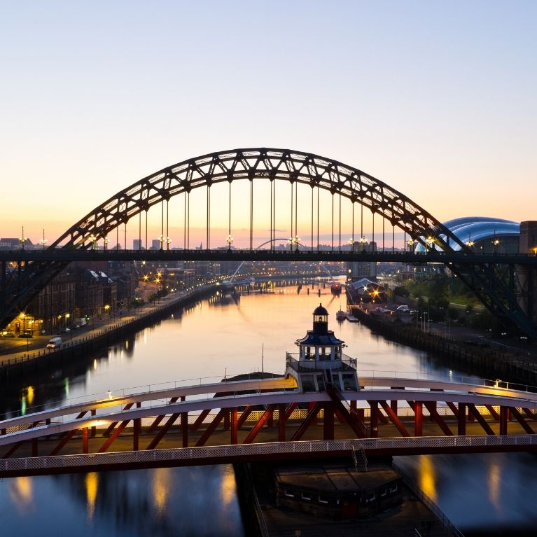 Shopping & Fun In Newcastle, From £105ppBook Now