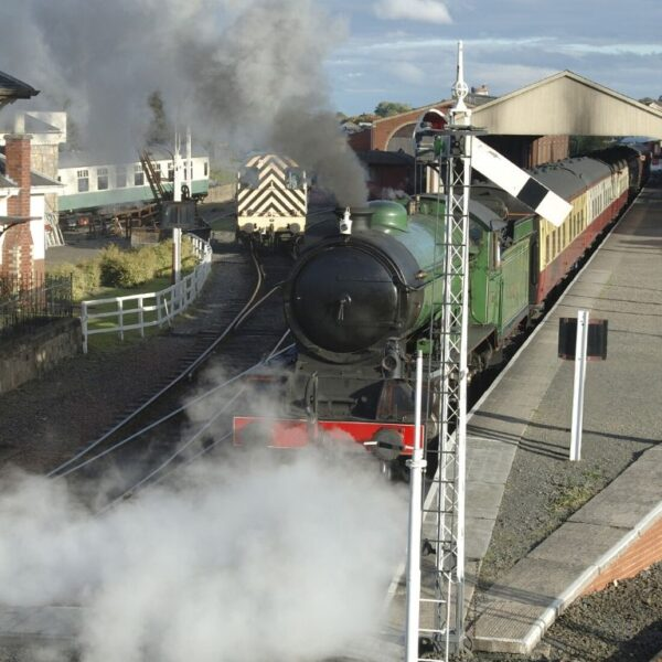 Steam Train and Kelpies Family Fun Thorne Travel Experience