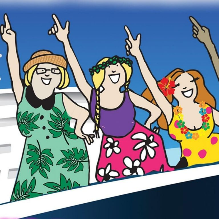 Sunday Funday at Menopause the Musical 2 Masthead Image