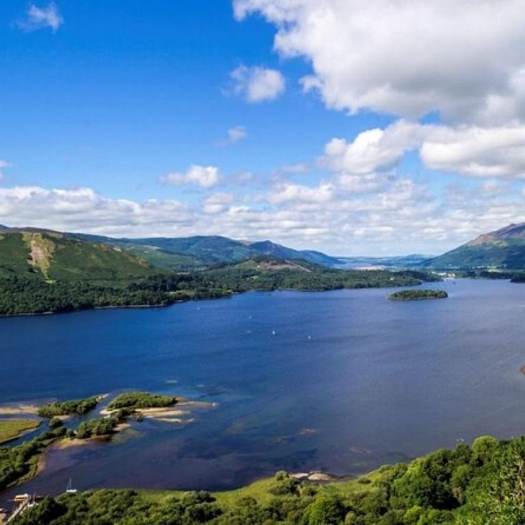 Wonderful Lake Windermere, From £35pp Masthead Image