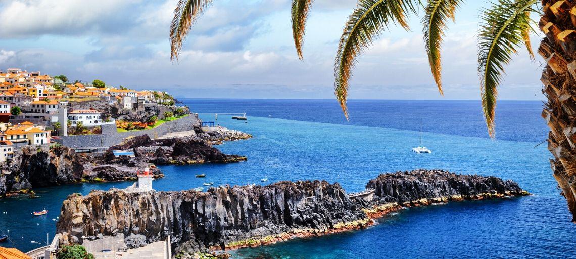 Madeira Raffle Masthead Image
