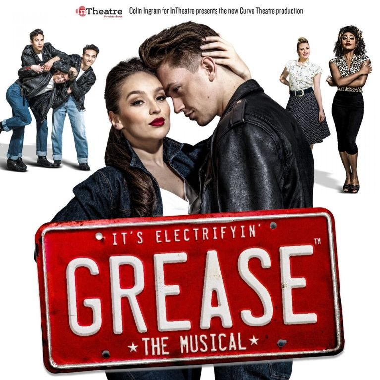 Grease The Musical, Festival Theatre Masthead Image
