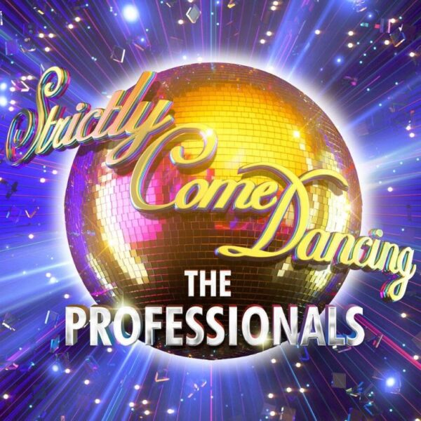 Strictly Come Dancing The Professionals, Edinburgh Festival Theatre Thorne Travel Experience