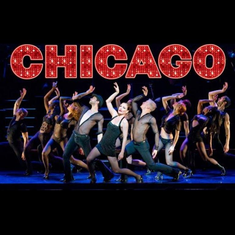 Chicago! The Musical, Edinburgh Playhouse Masthead Image