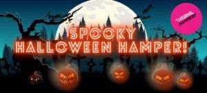 Spooktacular Halloween Hampers! Header