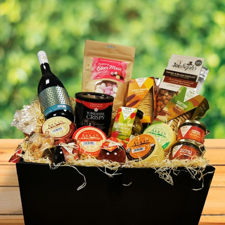Supersized Luxury Gift Hamper! – Delivered Direct To Your Door Masthead Image