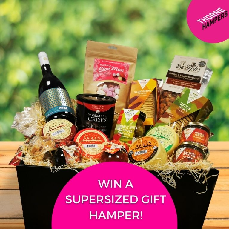 Supersized Luxury Gift Hamper Raffle! - More Info