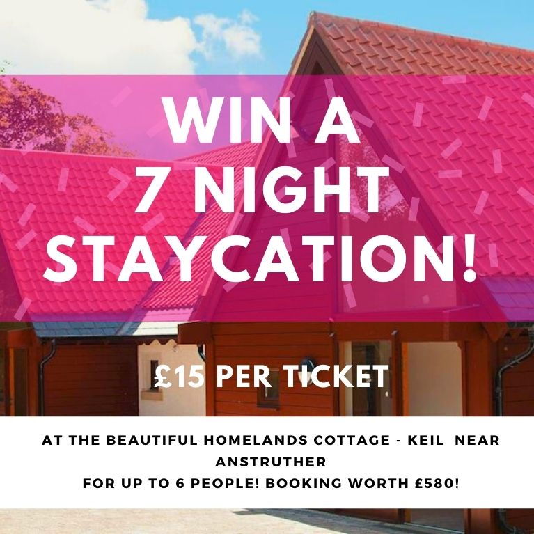 Win A 7 Night Luxury Staycation! - Enter Now