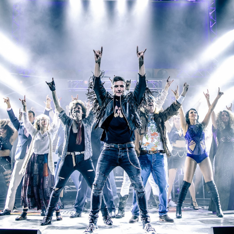Rock Of Ages, Kings Theatre, Glasgow - Book Now