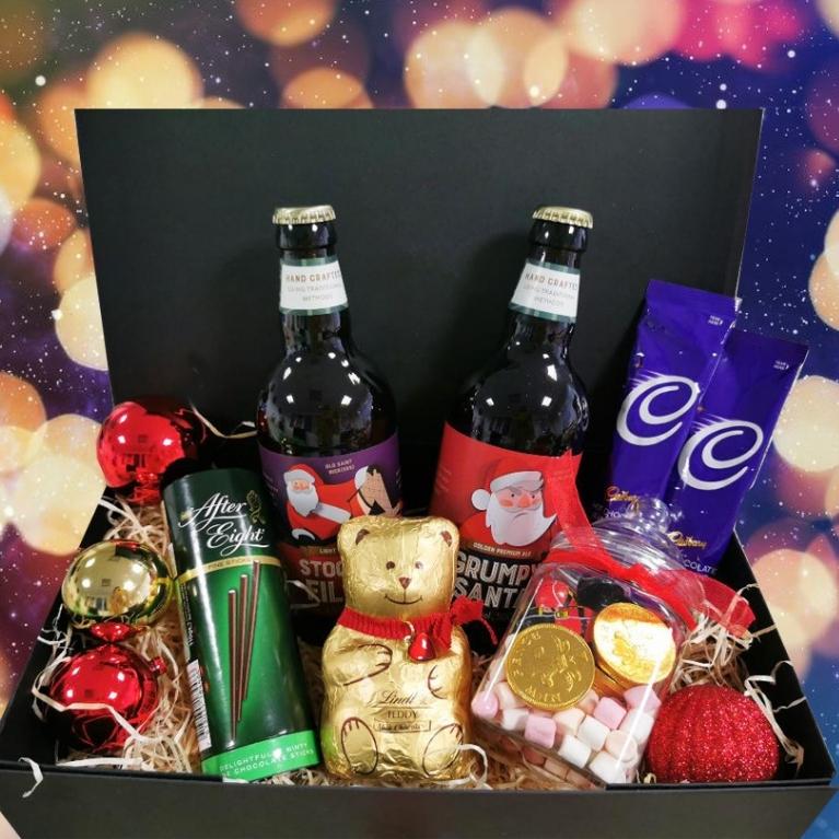 Christmas Joy Hamper - More Info
