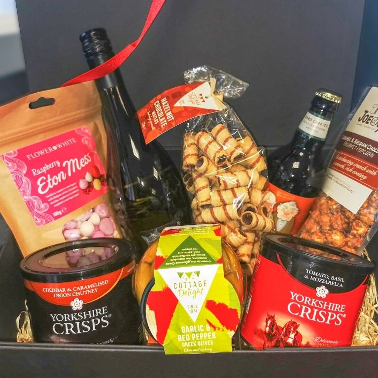 Couples Night In Hamper - More Info