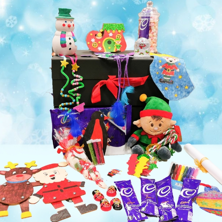 Santa's Magical Hamper - More Info