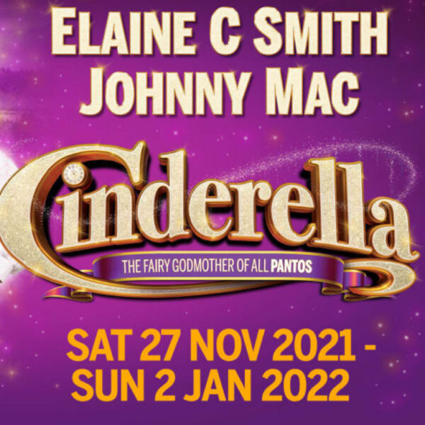 Cinderella, Kings Theatre, Glasgow (1)