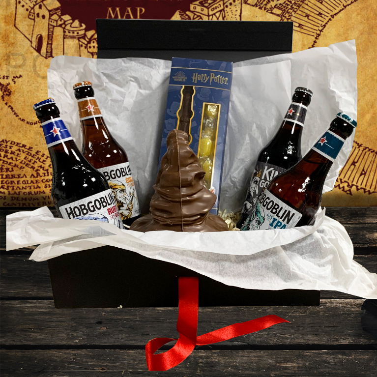 Wizarding Treat Hamper Featured Image