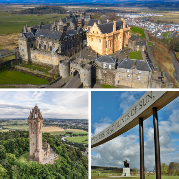 Bannockburn, Stirling Castle & Wallace Monument Thorne Travel Experience