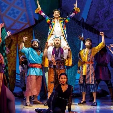 Joseph and the Amazing Technicolor Dreamcoat, Edinburgh Playhouse Thorne Travel Experience